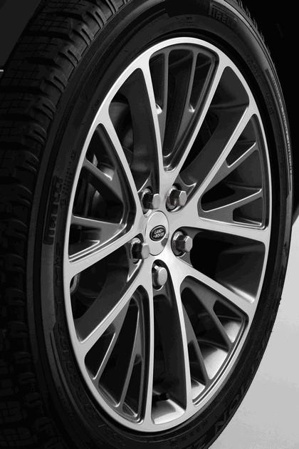 2010 Land Rover Range Rover Autobiography Black 40th anniversary LE 24