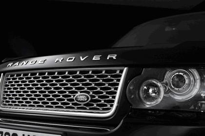 2010 Land Rover Range Rover Autobiography Black 40th anniversary LE 25