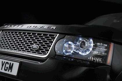 2010 Land Rover Range Rover Autobiography Black 40th anniversary LE 26