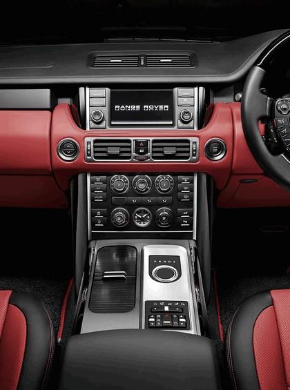 2010 Land Rover Range Rover Autobiography Black 40th anniversary LE 28