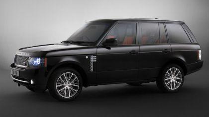 2010 Land Rover Range Rover Autobiography Black 40th anniversary LE 4