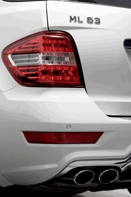 2010 Mercedes-Benz ML63 AMG 7