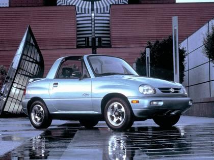 1996 Suzuki X-90 4
