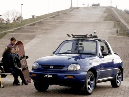 1996 Suzuki X-90 7