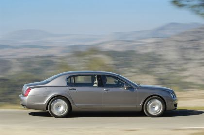 2005 Bentley Continental Flying Spur 6