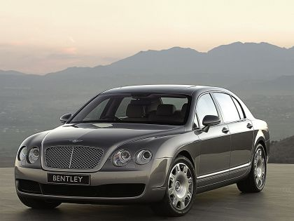 2005 Bentley Continental Flying Spur 11