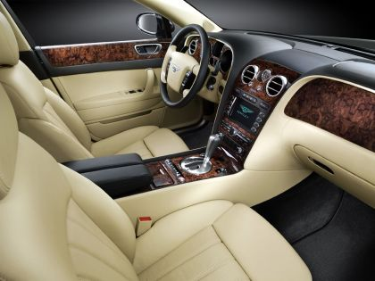 2005 Bentley Continental Flying Spur 16