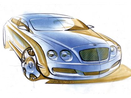 2005 Bentley Continental Flying Spur 22