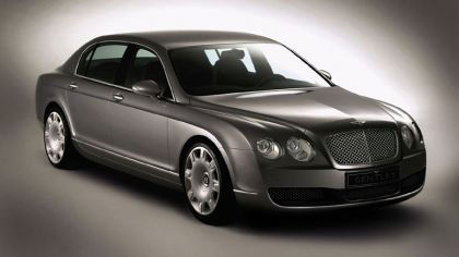 2005 Bentley Continental Flying Spur 5