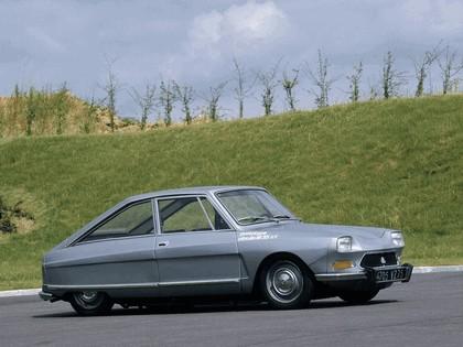 1969 Citroën M35 prototype 1