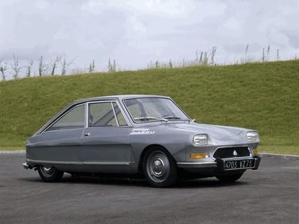 1969 Citroen M35 prototype 2