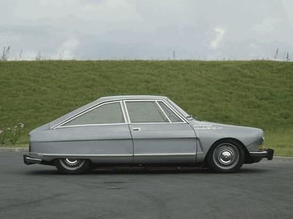 1969 Citroën M35 prototype 3