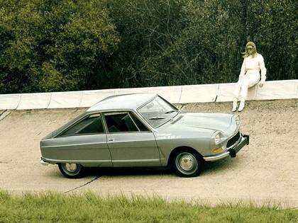 1969 Citroën M35 prototype 4
