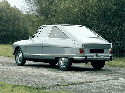1969 Citroen M35 prototype 6