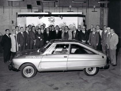 1969 Citroen M35 prototype 9