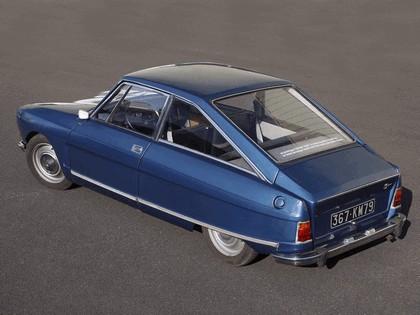1969 Citroen M35 prototype 11