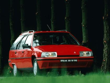 1986 Citroën BX Break 19TRS 1
