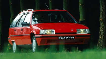 1986 Citroën BX Break 19TRS 7