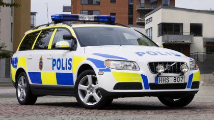 2007 Volvo V70 - Police Car 9