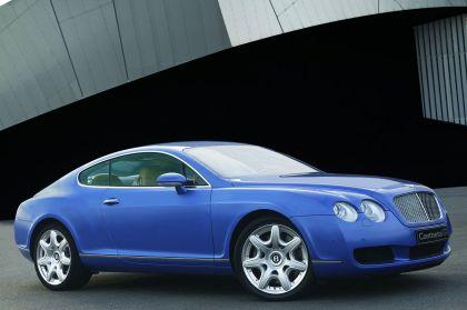 2005 Bentley Continental R Mulliner 1