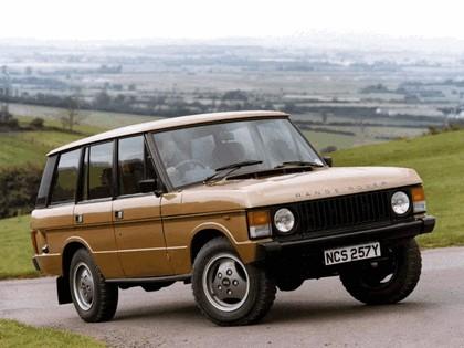 1981 Land Rover Range Rover 5-door 1