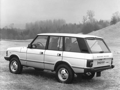 1981 Land Rover Range Rover 5-door 2