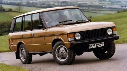 1981 Land Rover Range Rover 5-door 5