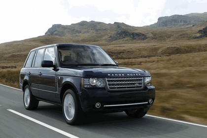 2011 Land Rover Range Rover 8