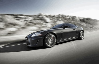 2010 Jaguar XKR - 75th anniversary 1