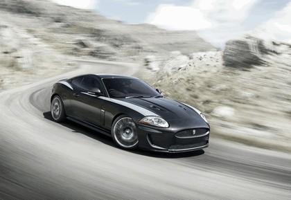 2010 Jaguar XKR - 75th anniversary 3