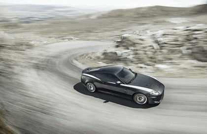 2010 Jaguar XKR - 75th anniversary 6