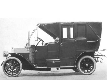 1908 Fiat 15-25 HP Brevetti Tipo 2 1