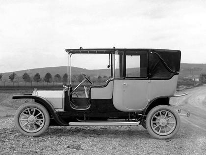 1908 Mercedes-Benz 22-35 HP 1