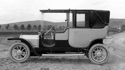 1908 Mercedes-Benz 22-35 HP 8