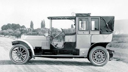 1908 Mercedes-Benz 75 HP Double Phaeton 5