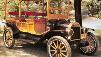 1912 Ford Model T Depot Hack 5