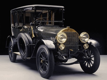 1912 Mercedes-Benz 22-50 PS Limousine 1