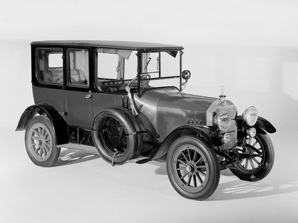 1912 Mercedes-Benz 22-50 PS Limousine 2