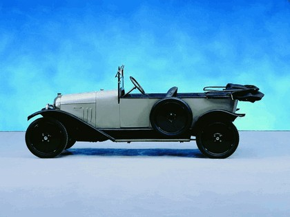 1919 Citroen Type A 3