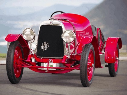 1921 Alfa Romeo G1 1