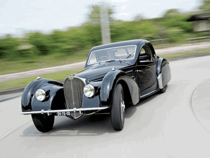1937 Bugatti Type 57 S Coupe by Gangloff of Colmar 1