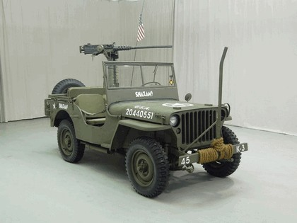 1943 Ford GPW 2