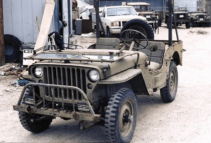 1943 Ford GPW 4