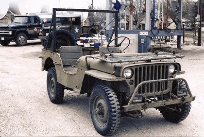 1943 Ford GPW 6