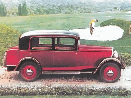1932 Peugeot 301 4