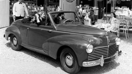1951 Peugeot 203 cabriolet 5