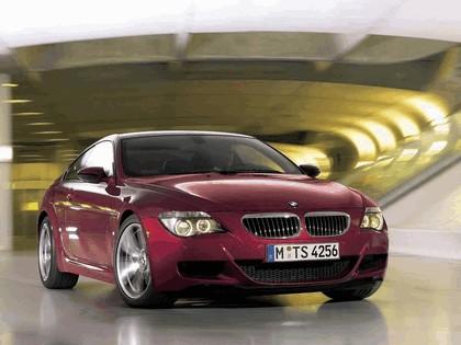 2005 BMW M6 1