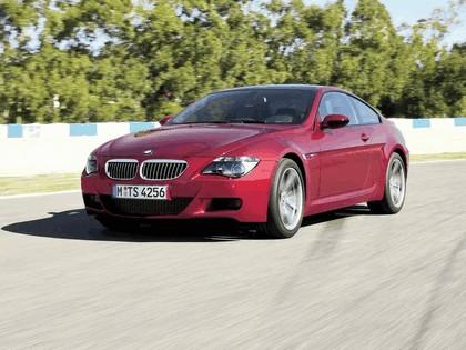 2005 BMW M6 6