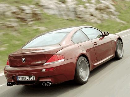 2005 BMW M6 27