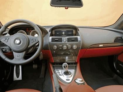 2005 BMW M6 63
